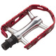 XLC Ultralight V PD-M15 Pedals MTB/ATB silver/red